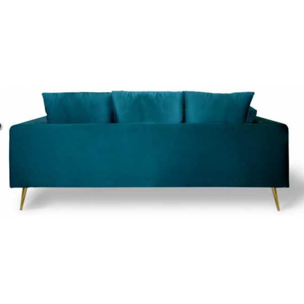 sofa 3 plazas terciopelo 3