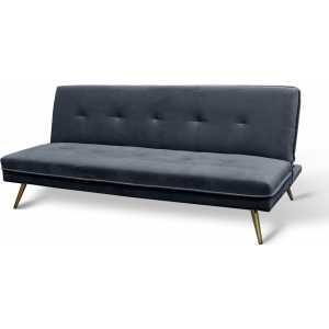 Sofa cama 3 plazas gris